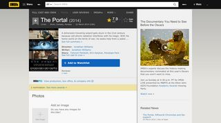 The Portal 2014 Online