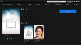 The Portal Movie Online