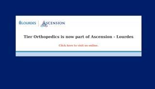 Tier Orthopedics Patient Portal