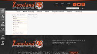 Tiger Web Portal