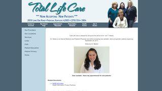 Total Life Care Patient Portal