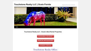 Touchstone Realty Tenant Portal