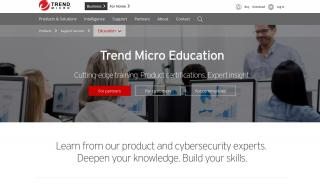Trend Micro Learning Portal