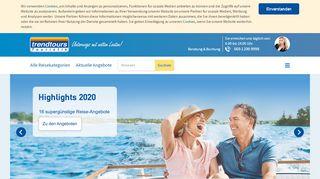 Trendtours Partner Portal