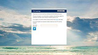 Tui E Learning Portal