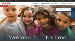 Tutor Time Payment Portal