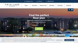 Twin Lake Towers Resident Portal