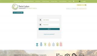 Twin Lakes Resident Portal