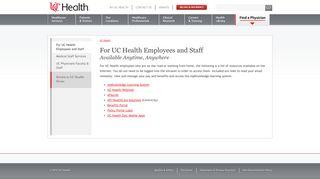 Uc Health Benefits Portal