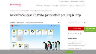 Ucs Portal