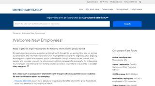 Unitedhealth Group New Hire Portal
