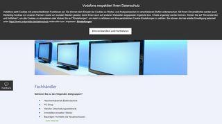 Unitymedia Vertriebspartner Portal