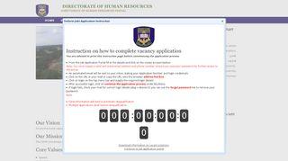 University Of Ilorin Recruitment Portal