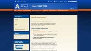 Uta Health Portal