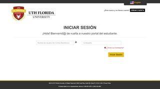 Uth Florida Portal