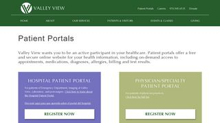 Valley View Portal