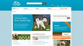 Vca Vetstreet Pet Portal