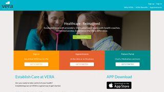 Vera Whole Health Portal