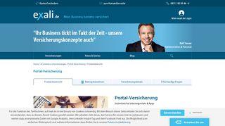 Versicherung Portal