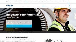Vestas Job Portal