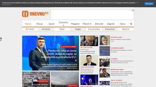 Vijesti Portal Dnevno Hr