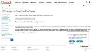 Vworkspace App Portal