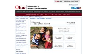 Warren County Child Support Portal