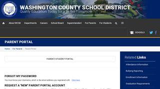 Washington County Portal