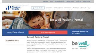 Wchn Patient Portal