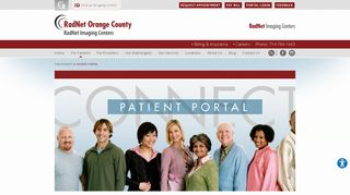 West Coast Radiology Patient Portal