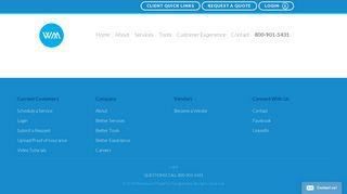 Westward Management Portal