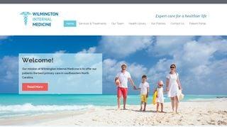 Wilmington Internal Medicine Patient Portal