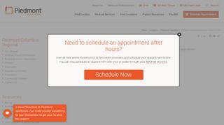 Winship Clinic Patient Portal