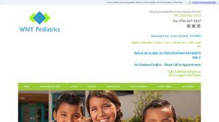 Wny Pediatrics Patient Portal