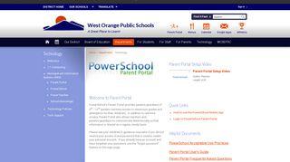 Woboe Org Parent Portal