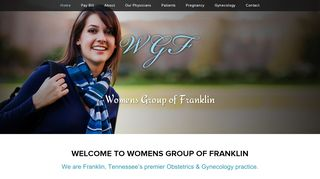 Women's Group Of Franklin Patient Portal