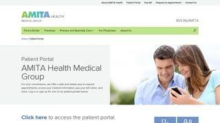 Women's Health First Patient Portal