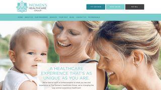 Women's Healthcare Group Patient Portal