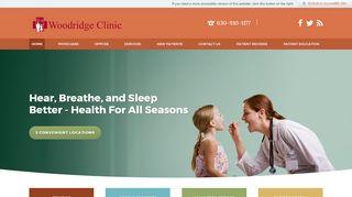 Woodridge Clinic Patient Portal
