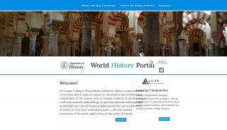 World History Portal Ecc