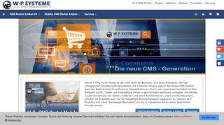Wp Cms Portal V2