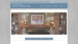 Wrightstown Family Medicine Patient Portal