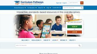 Www Sascurriculum Pathways Com Portal