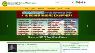Www Sjc Edu Ph Student Portal