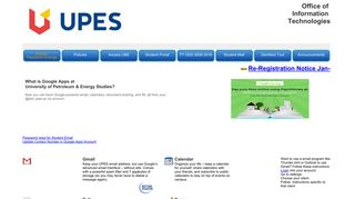 Www Upes Ac In Student Portal