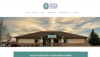 Wyoming Neurology Patient Portal