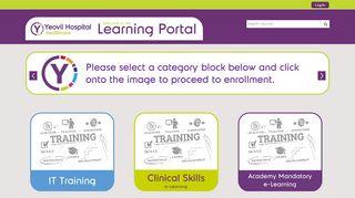 Ydh Learning Portal