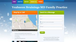 Yeahseon Bruinings Patient Portal