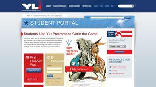 Yli Student Portal