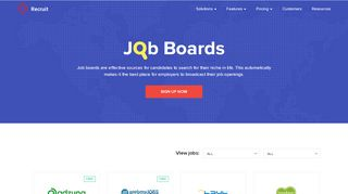 Zoho Job Portal